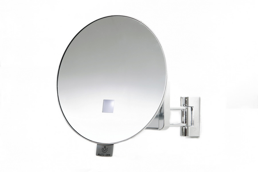 Newstar Battery Operated LED Round Illuminated Mirror NS.MI4