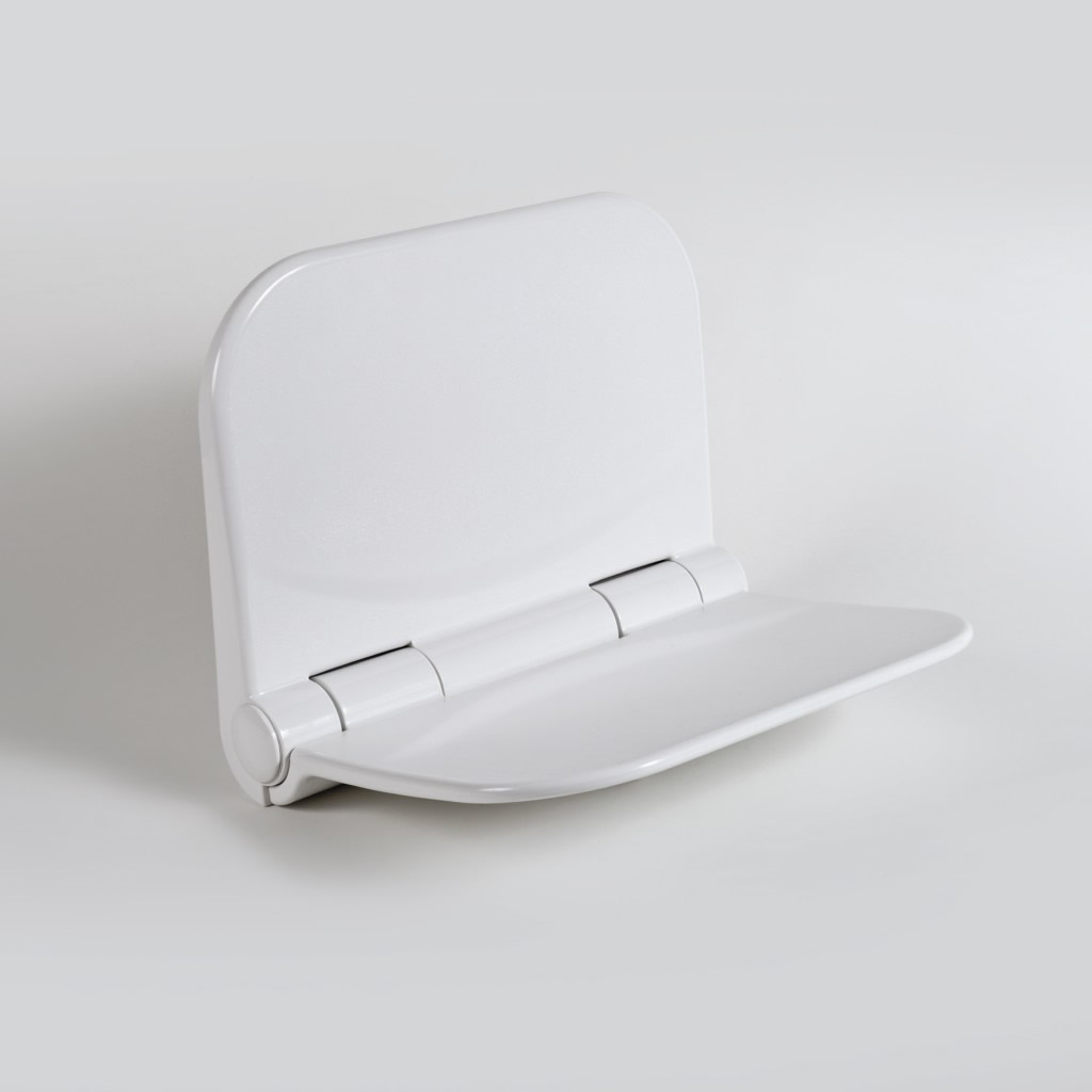 Newstar Compact contemporary shower seat NS.WRSS1