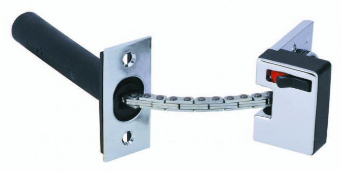Newstar Concealed Door Guard Chain MC41