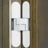 AGB Eclipse 3.0 Concealed Adjustable Hinge White